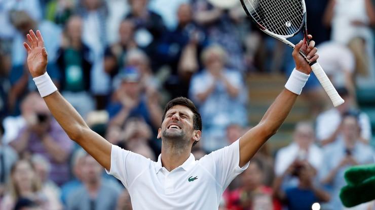 Wimbledon: Awans Djokovica i Nadala do trzeciej rundy