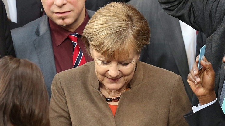 Merkel: kryzys migracyjny może rozwiązać tylko cała Europa