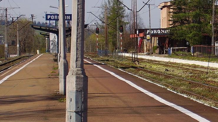 Nie żyje mężczyzna potrącony przez pociąg w Poroninie