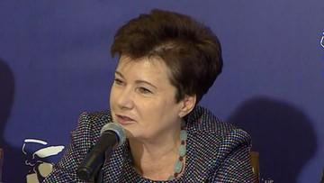 Gronkiewicz-Waltz: nie kandyduję w wyborach parlamentarnych