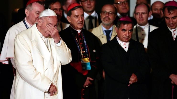 """""""Chciałbym płakać z wami"""". Papież do ofiar wojny domowej w Kolumbii"""