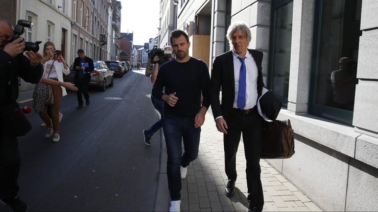 Dwa podejrzane mecze w Belgii. Trener FC Brugge spędził noc w areszcie