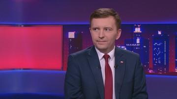 Schreiber: nic mi nie wiadomo, żeby minister Zalewska miała czasowy zakaz wypowiadania się