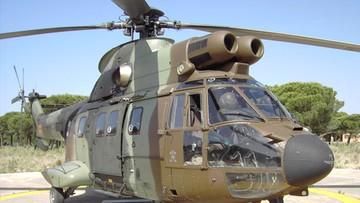 Zaginął helikopter NATO. Według mediów na pokładzie mogło być sześciu członków załogi