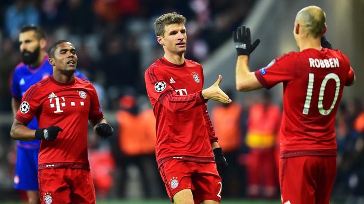 Bayern wzmacnia ofensywę! Douglas Costa wraca do Monachium
