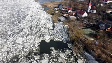 Coraz cieplej, a sytuacja na rzekach pogarsza się. Pogoda na wtorek