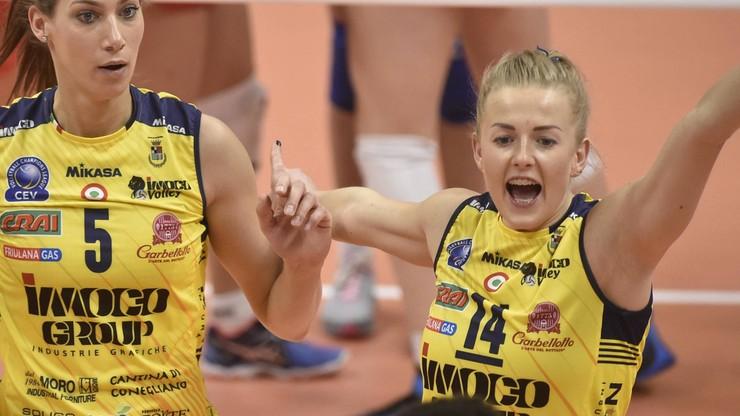 Mistrzyni jest naga. Nowa tradycja Imoco Volley Conegliano?