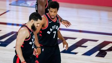 NBA: Słaby początek sezonu mistrzów z 2019 roku