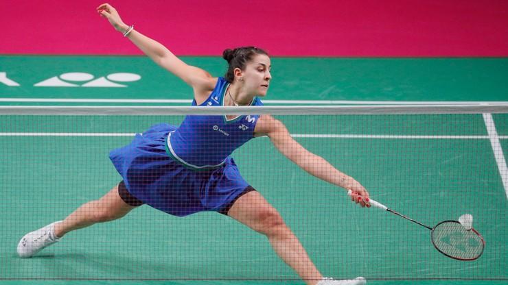 Tokio 2020: Utytułowana badmintonistka Carolina Marin nie wystąpi z powodu kontuzji