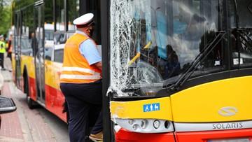 Przeszukano mieszkanie kierowcy autobusu z Warszawy. Jest komentarz Ziobry
