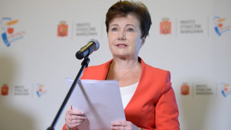 Gowin: skala zarzutów wobec prezydent Warszawy poważniejsza niż wobec Tuska