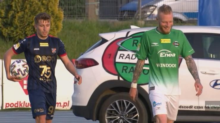 Fortuna 1 Liga: Podział punktów w Radomiu. Odra wciąż w strefie spadkowej