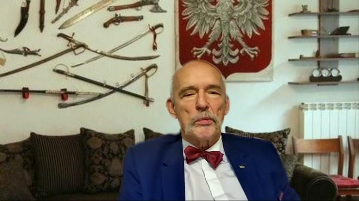 """Dariusz Klimczak i Janusz Korwin-Mikke gośćmi """"Debaty Dnia"""""""