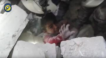 """""""Aleppo dziś i Warszawa 72 lata temu to miasta pozostawione same sobie w obliczu zagłady"""""""