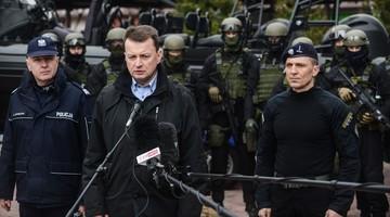 """Ćwiczenia antyterrorystyczne w Warszawie. """"Możemy czuć się bezpiecznie"""""""