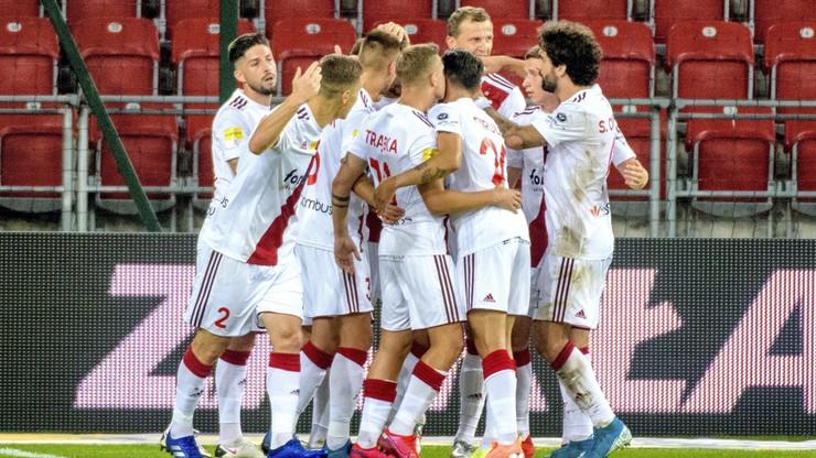 Fortuna 1 Liga: ŁKS nie zwalnia tempa. Przełamanie Widzewa