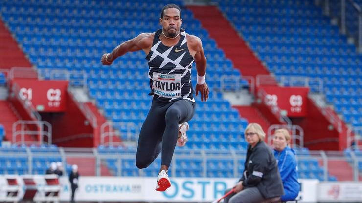 Tokio 2020: Poważna kontuzja Christiana Taylora, dwukrotnego mistrza olimpijskiego w trójskoku