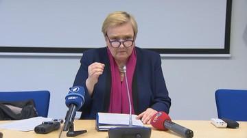 """""""Chodzi o spotkanie liderki z liderką"""". Róża Thun wezwała Beatę Szydło do publicznej debaty"""