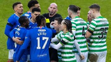 Rangers FC – Celtic FC. Relacja i wynik na żywo