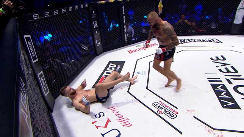 Babilon MMA 24: Wyniki i skróty walk (WIDEO)