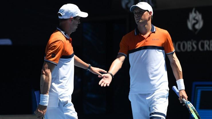 Najlepszy tenisowy duet świata po US Open zakończy karierę