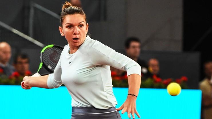 WTA w Madrycie: Awans Halep. Porażka Osaki w ćwierćfinale