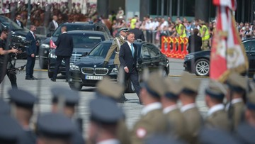 Prezydent: na nas, Polaków, sojusznicy zawsze mogą liczyć