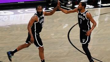 NBA: Kolejny popis Jamesa Hardena. Nets lepsi od Bucks