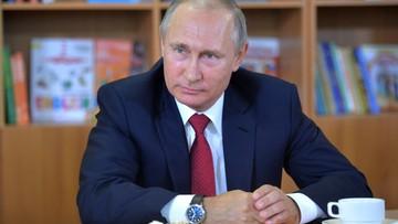 Putin ostrzegł przed rewidowaniem granic ukształtowanych po II wojnie