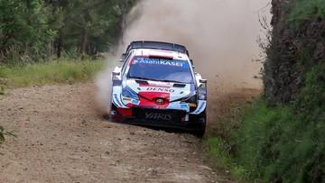 Rajd Estonii: Rovanpera wygrał prolog. Kajetanowicz w drugiej dziesiątce