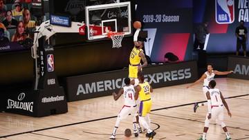 Chińska telewizja wciąż kontynuuje bojkot rozgrywek NBA