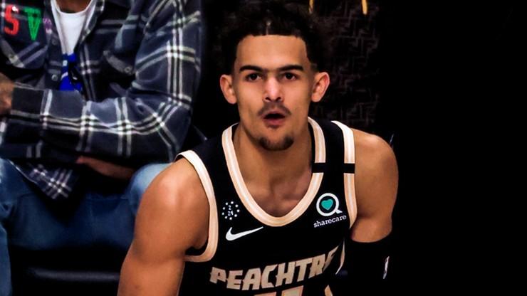 NBA: Young dał popis i poprowadził Atlantę Hawks do zwycięstwa