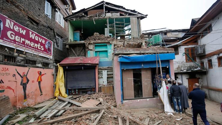 Silnie trzęsienie ziemi w Azji. Nie żyją dwie osoby