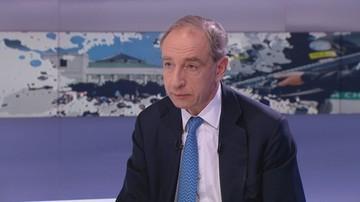 Władysław Teofil Bartoszewski wystartuje do PE z listy Koalicji Europejskiej