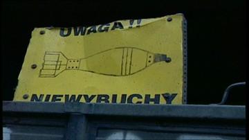 Poszedł na ryby, wyłowił pocisk artyleryjski. W siatce zawiózł go na komisariat