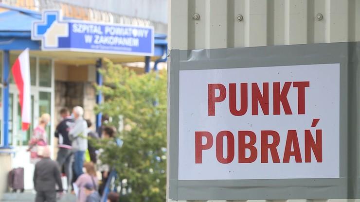 Koronawirus w Polsce: ponad 350 nowych przypadków zakażeń