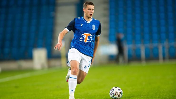 Lech Poznań pokonał Dynamo Moskwa. Młody napastnik bohaterem meczu