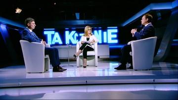 """""""Polityka ksenofobii rządu PiS"""" vs. """"To wasz działacz zabił naszego"""". Program """"Tak czy Nie"""""""