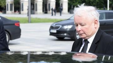 Wiemy, gdzie Jarosław Kaczyński spędził wieczór wyborczy