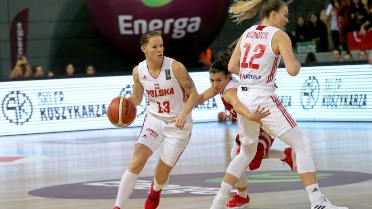 El. ME koszykarek: Trener wybrał 16 zawodniczek, które zagrają z Białorusią