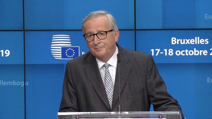 Łzy Junckera, Tusk dziękuje mediom. Pożegnanie z przywódcami państw UE i dziennikarzami