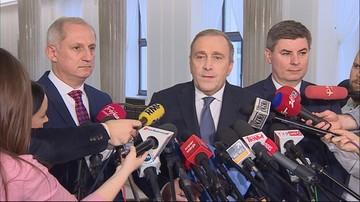 PO składa wniosek o wotum nieufności wobec rządu Morawieckiego, Mazurek: my się obronimy