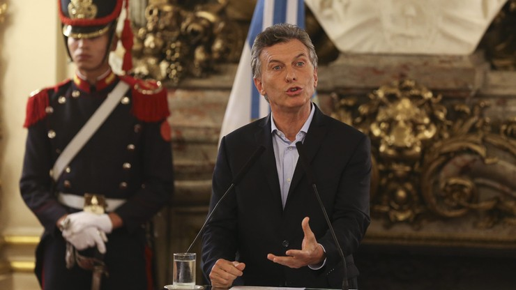 """Argentyna: prokurator chce wyjaśnień od prezydenta ws. """"Panama Papers"""""""