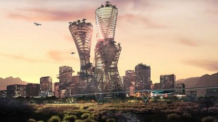 Oto Telosa, miasto przyszłości za 400 mld dolarów, które powstanie w USA