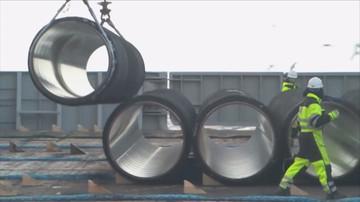 Szef MSZ Niemiec i kanclerz Austrii krytykują nowe sankcje USA wobec Rosji. Chodzi m.in. o Nord Stream 2