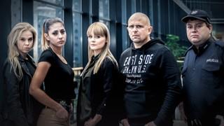 Sprawiedliwi <br> - Wydział Kryminalny