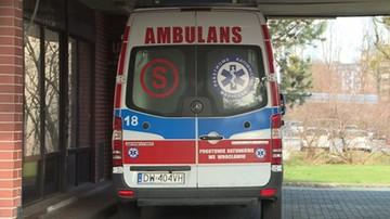 Poprawia się stan pacjentki z Wrocławia zakażonej koronawirusem