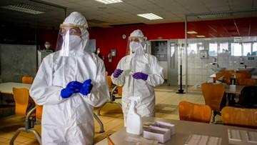 Nowe przypadki koronawirusa. Najwięcej zakażeń na Mazowszu