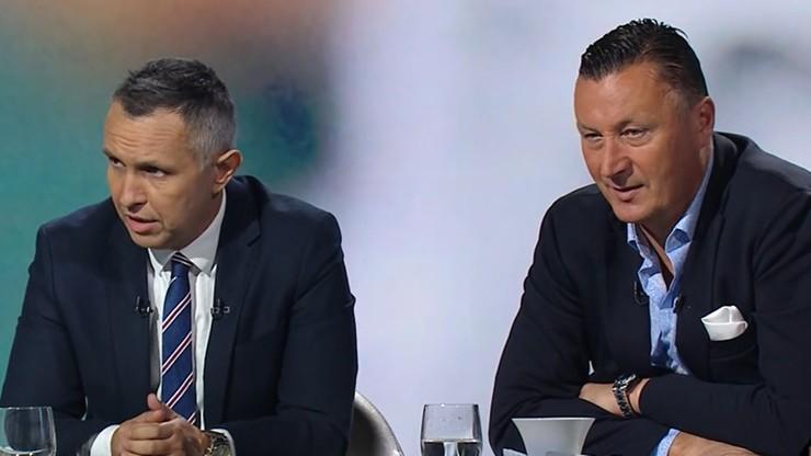 """Ostra wymiana zdań Hajty i Kołtonia w Cafe Futbol. """"Nie znasz się na piłce"""""""