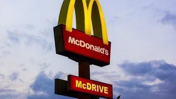 McDonald's oferuje darmowe jedzenie za zaszczepienie się w ich placówkach